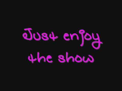 Lenka- The Show (With Lyrics)