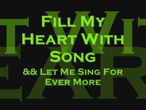 Leon Jackson - Fly me to the moon (Lyrics)