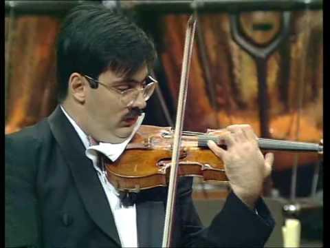 Leonidas Kavakos plays Lalo Symphonie Espagnole (Mov.1)