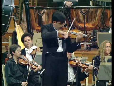 Leonidas Kavakos plays Lalo Symphonie Espagnole (Mov.5)