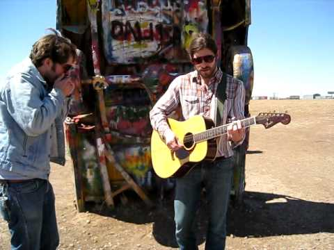 Leopold and His Fiction ? Live @ Cadillac Ranch 2009