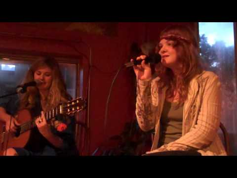 Old Timers - Kaija and Leslie - Live