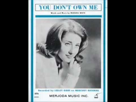 Frank Bumps Rap Beat - Leslie Gore Sample - You Dont Own Me [ free download ]