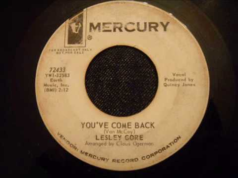 Leslie Gore - You`ve Come Back - Beautiful Virtually Unknown Ballad