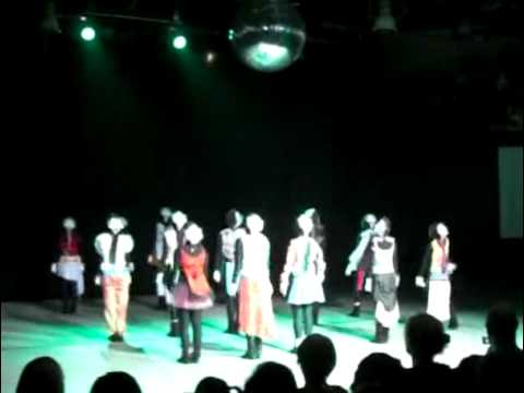 Kelkope Podmladak - Let`s Go Crazy! (MTV jazz dance)