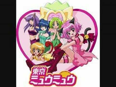 Tokyo mew mew: lettuce`s transformation music
