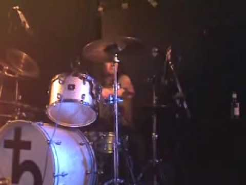 Billy Fisher - Moby Dick Drum Solo - The Levee Breakers - Doghouse Dundee 2009