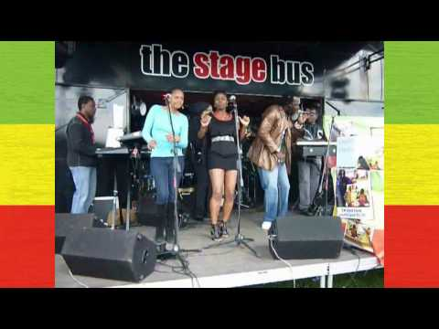 Levi Roots & The Reggae Reggae Band - Babylon Red Eye.wmv