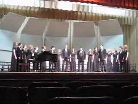 Lexington Madrigal Singers - Oime il Bel Viso