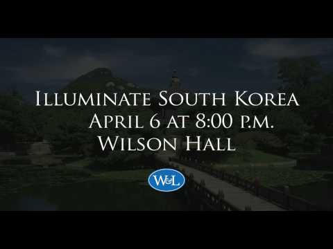 W&L Chamber Singers Korea Tour Trailer