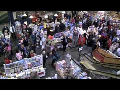 Lexington Singers Flash Mobs