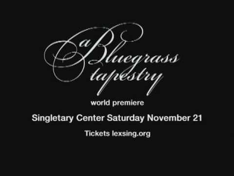 Bluegrass Tapestry World Premiere