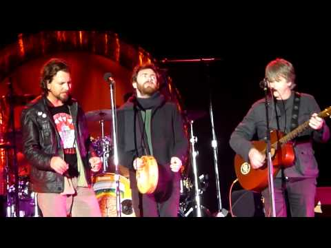 Pearl Jam - Better Be Home Soon - Christchurch