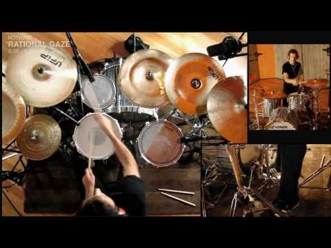 Meshuggah Medley Drum Cover - Sonor S-Classix by Stan Bicknell