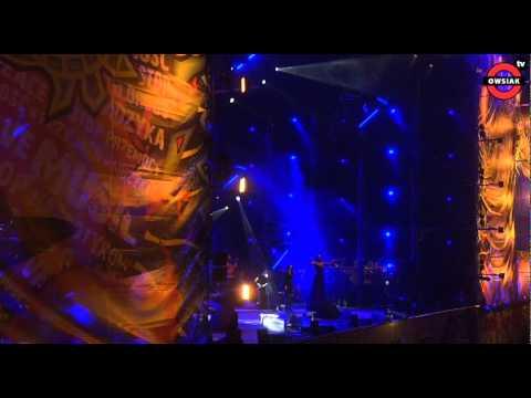 PRZYSTANEK WOODSTOCK 2010 - Rozpoczęcie, fragmenty koncertów Papa Roach, Nigel Kennedy i inni!