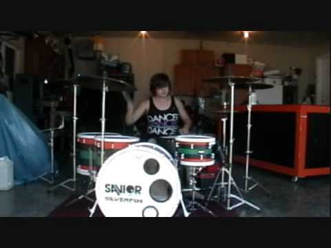 Life On Repeat - Party In The USA (Drum Cover) Bryce Job