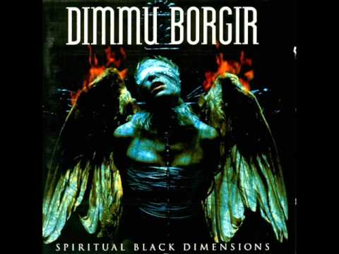 Dimmu Borgir Spiritual Black Dimensions-Arcane Lifeforce Mysteria