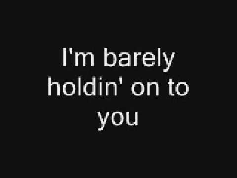 Lifehouse - Broken (lyrics)