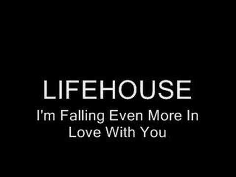 Lifehouse - I`m Falling Even More In Love With You