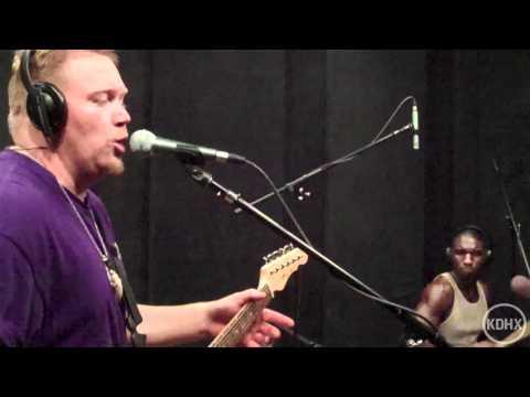 "Cedric Burnside and Lightnin` Malcolm ""So Many Women"" Live at KDHX 8/18/10 (HD)"