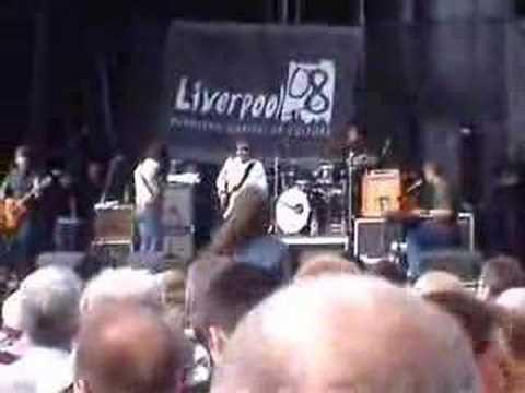 Life of Riley - The Lightning Seeds Mathew Street Festival