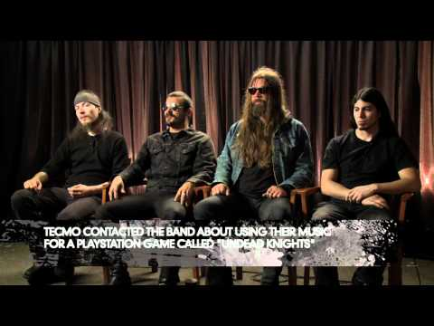 Scion Rock Fest 2010: Lightning Swords of Death Interview