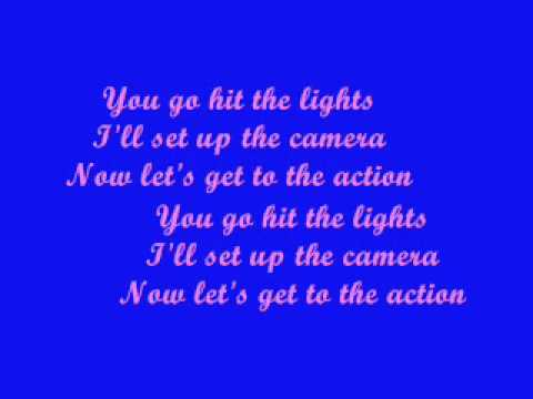Pussycat Dolls- Lights, Camera, Action Lyrics