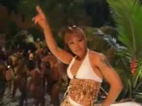 Angie Martinez, Lil Kim, Left Eye, Da Brat & Missy Elliott - Ladies Night (Video)