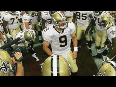 Who Dat - Fremin and Zeny - New Orleans Saints 2010 NFL Champions