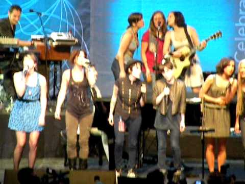 Lilith Fair - Because the Night (Live in Boston)