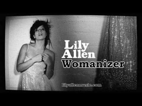 Lily Allen - Womanizer