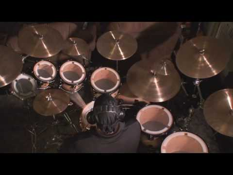 Rush - Limelight - Neil Peart A drumming tribute by Ray Harber HD!