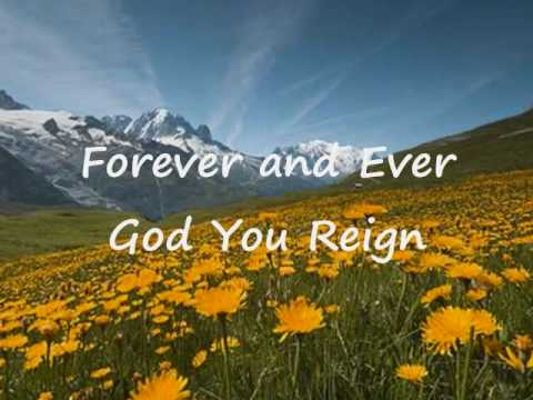 God You Reign - Lincoln Brewster