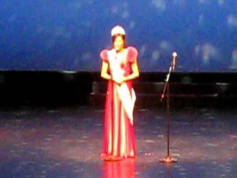 Linda Chung at Miss Chinatown USA 2009 in San Francisco