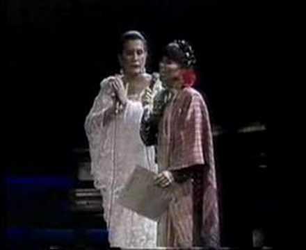 """Lola Beltran and Linda Ronstadt """"Hay Unos Ojos"""""""