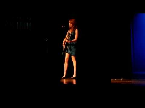 Lindsay Harper Singing Only Prettier by Miranda Lambert