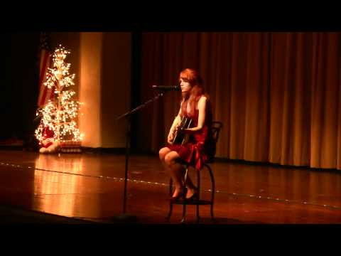 Lindsay Harper Singing Christmases When You Were Mine