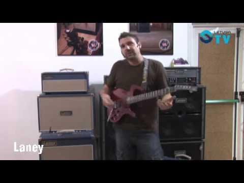[LetusaTV] LANEY Lionheart con David Pedragosa