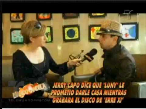 Gerry Cap� Aclara Falsos Rumores por Parte de Luny ( Dando Candela )