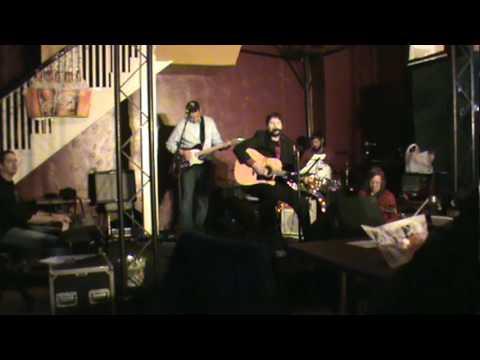 Adam Pope Band-Little Drummer Boy 12-12-09