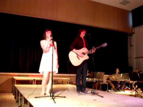 Red (Lisbee Stainton Cover) - Ellie McCann and Josh Woo