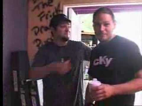 Bam Margera: Making of a Vains of Jenna Video