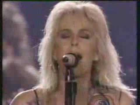 "Lita Ford - ""Falling In And Out Of Love"""