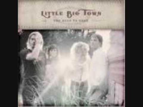 Little Big Town A Little More You (lyrics in description)