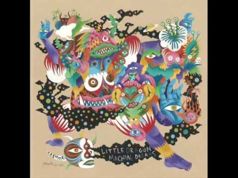 "Little Dragon - Feather (From their album: ""Machine Dreams"") with lyrics"