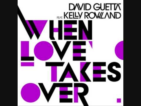 David Guetta feat. Kelly Rowland - When Love Takes Over (2009) Mix 3 in 1 Virtual DJ [HQ]