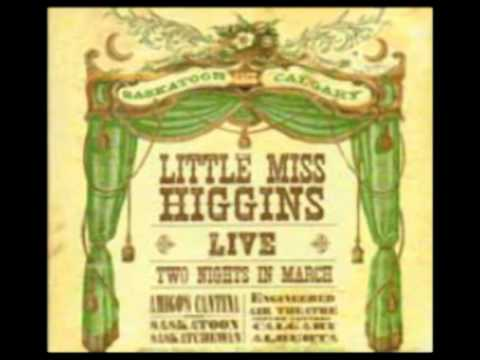 Audio: Little Miss Higgins - Across the Plains preview