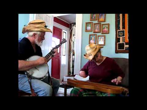 Little Liza Jane on banjo and mountain dulcimer