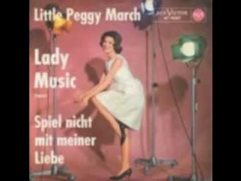 Little Peggy March - Lady Music