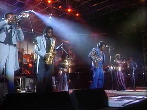"James Brown - I Feel Good (From ""Legends of Rock `n` Roll"" DVD)"